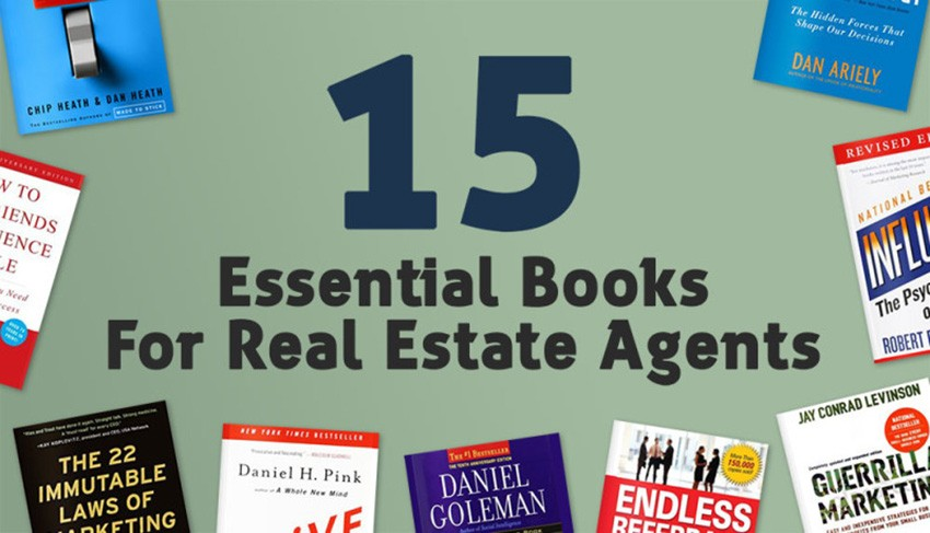 15-Essential-Books-For-Real-Estate-Agents