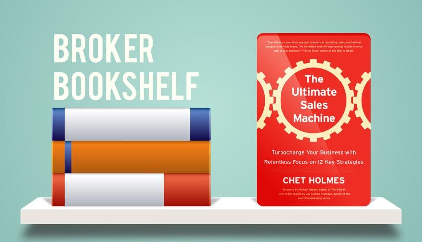 Broker-Bookshelf-The-Ultimate-Sales-Machine