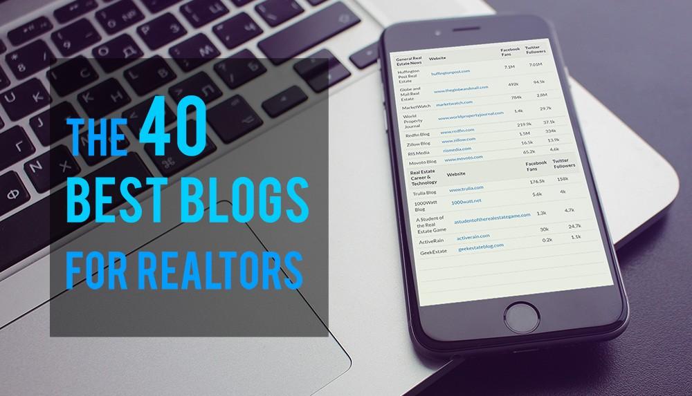 Best Blogs for Realtors