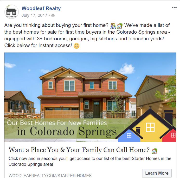 Facebook Marketing for Real Estate *Full* Case Study: $50k