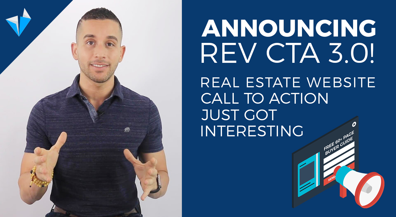 Insanely Effective Real Estate Website Call To Action's w/ REV CTA 3.0™!