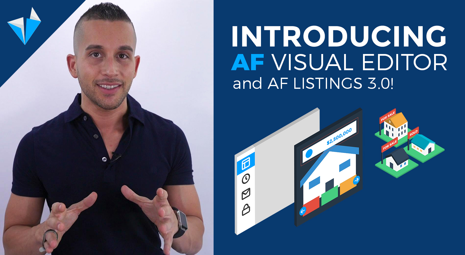The New Era of AgentFire is Here: Introducing the AF Visual Editor (and AF Listings 3.0!)