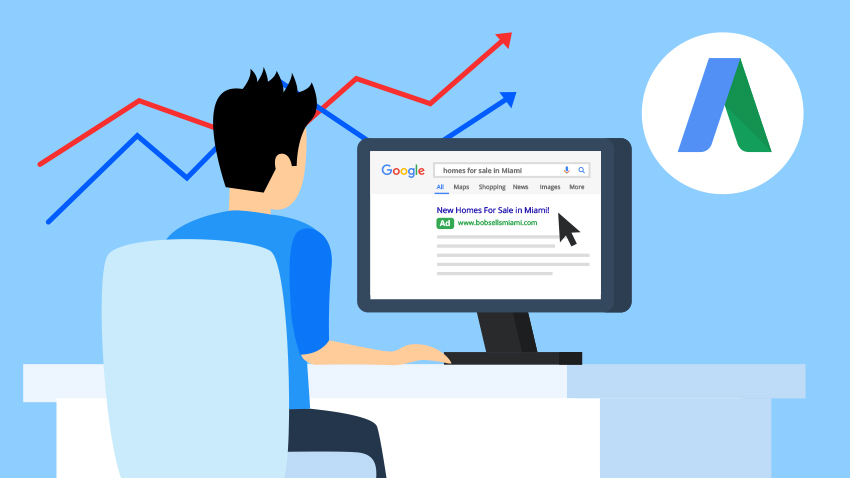 Google and Facebook Marketing for Real Estate Agents: Google Adwords