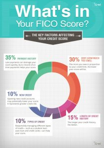 Whats in your FICO Score