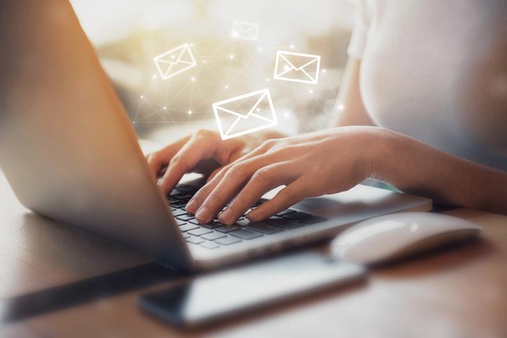 email testimonial