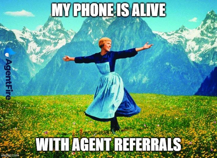 agent referrals