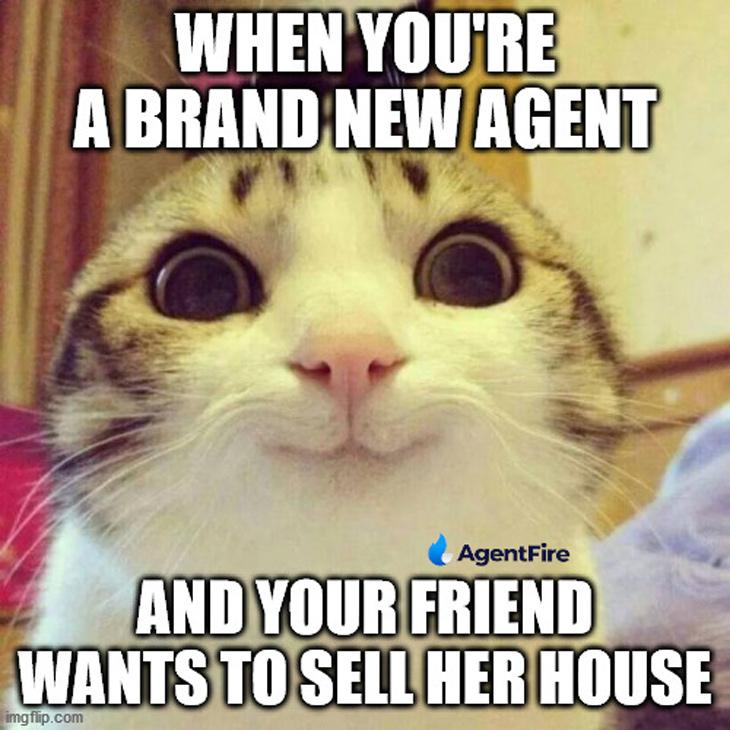 brand new agent