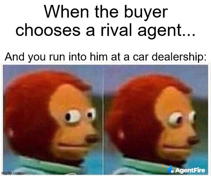 rival agent