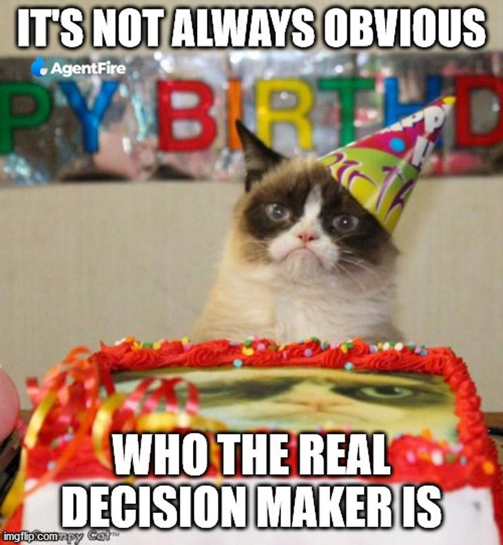 real decision maker