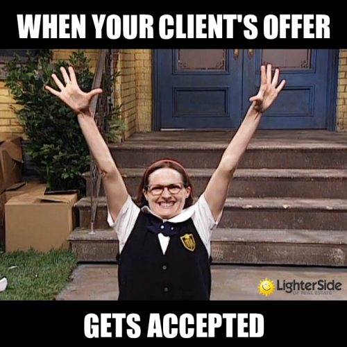 accepted offer