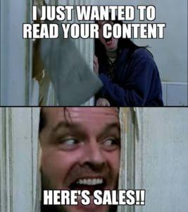here's sales