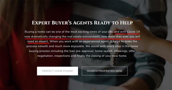 Expert buyers agents
