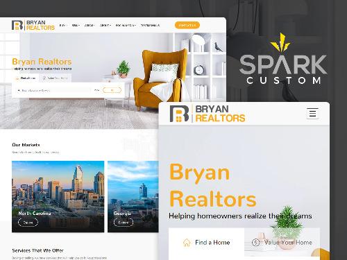 Bryan Realtors custom