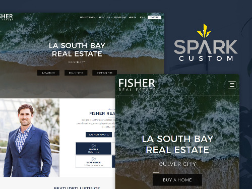 fisherrealestate new design