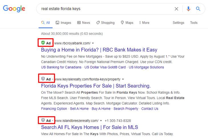 real estate florida keys