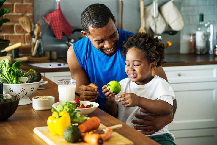 keep a healthy routine
