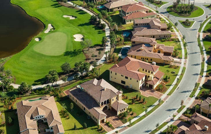 golf property