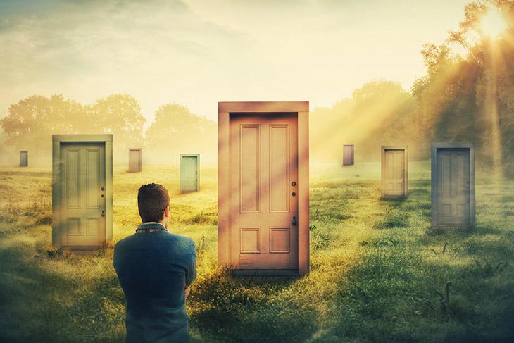doors of opportunities
