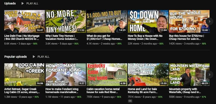 Brad Simmons Channel
