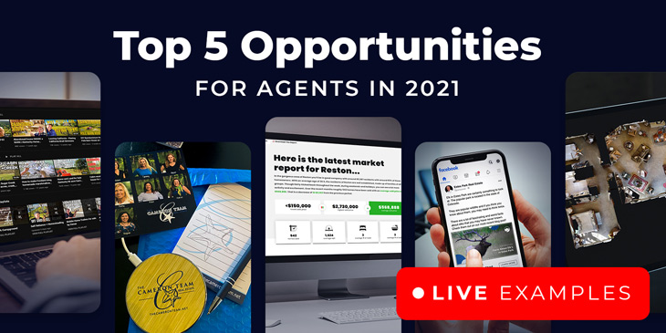 top 5 opportunities real estate 2021