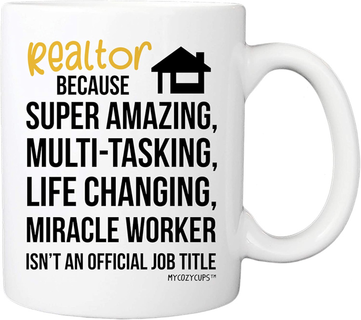 realtor because miracle worker isn't an official title